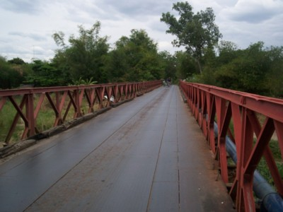 Bridge to Pundaquit.